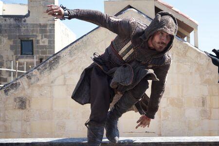 Film Assassin's Creed (Blu-ray 3D) Justin Kurzel 3