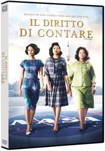 Il diritto di contare (DVD) di Theodore Melfi - DVD