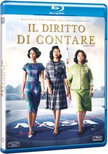 Il diritto di contare (Blu-ray) di Theodore Melfi - Blu-ray