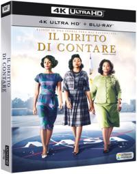 Cover Dvd diritto di contare (Blu-ray Ultra HD 4K) (Blu-ray)