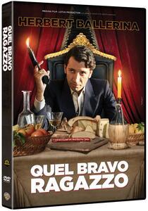 Quel bravo ragazzo (DVD) di Enrico Lando - DVD