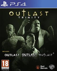 Outlast Trinity - PS4 - 4