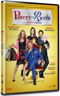 Cover Dvd Poveri ma ricchi (DVD) (DVD)