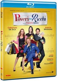 Cover Dvd Poveri ma ricchi (Blu-ray) (Blu-ray)