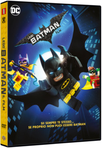 Cover Dvd Lego Batman. Il film (DVD) (DVD)