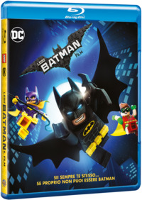 Cover Dvd Lego Batman. Il film (Blu-ray) (Blu-ray)
