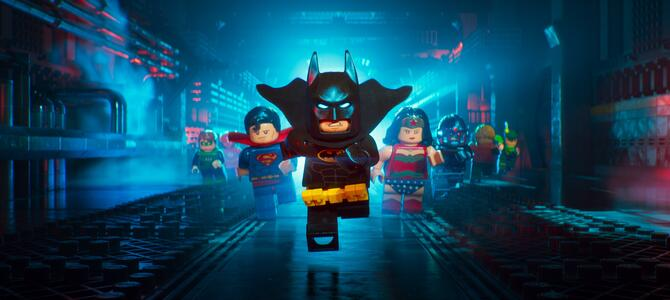 Lego Batman. Il film (Blu-ray) di Chris McKay - Blu-ray - 2