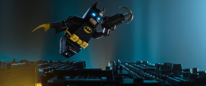 Lego Batman. Il film (Blu-ray) di Chris McKay - Blu-ray - 3