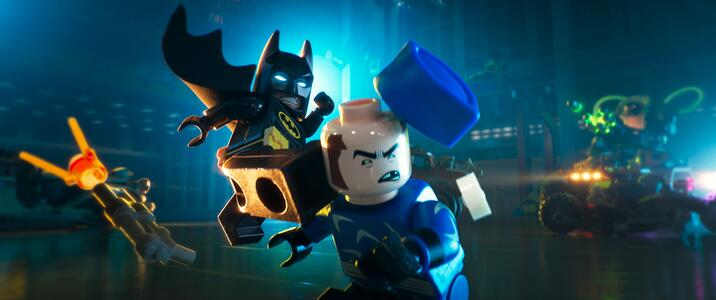 Lego Batman. Il film (Blu-ray) di Chris McKay - Blu-ray - 5