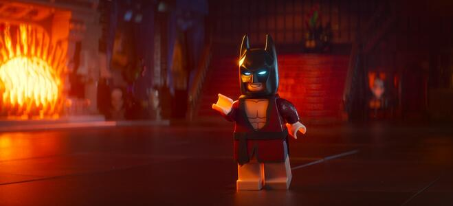 Lego Batman. Il film (Blu-ray) di Chris McKay - Blu-ray - 6