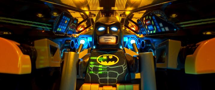 Lego Batman. Il film (Blu-ray) di Chris McKay - Blu-ray - 9