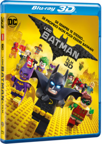 Cover Dvd Lego Batman. Il film (Blu-ray 3D) (Blu-ray)