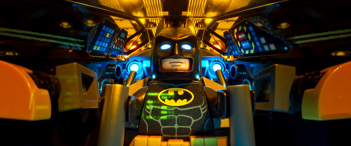Film Lego Batman. Il film (Blu-ray 3D) Chris Mc Kay 8