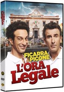 L' ora legale (DVD) di Salvo Ficarra,Valentino Picone - DVD