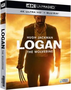 Logan. The Wolverine (Blu-ray + Blu-ray 4K Ultra HD) di James Mangold - Blu-ray + Blu-ray Ultra HD 4K