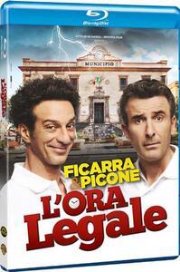 L' ora legale (Blu-ray) di Salvo Ficarra,Valentino Picone - Blu-ray