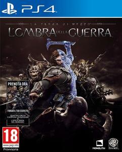 La Terra di Mezzo. L'ombra della guerra - PS4 - 4