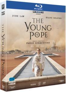 The Young Pope. Serie TV ita (4 Blu-ray) di Paolo Sorrentino - Blu-ray