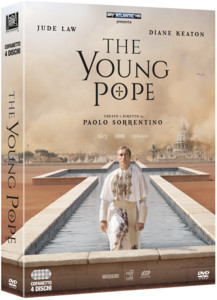Film The Young Pope. Serie TV ita (DVD) Paolo Sorrentino