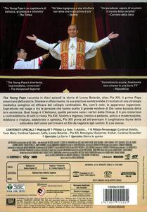 The Young Pope. Serie TV ita (4 DVD) di Paolo Sorrentino - DVD - 2
