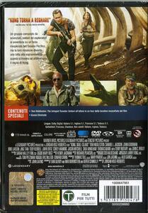 Kong. Skull Island (DVD) di Jordan Vogt-Roberts - DVD - 2