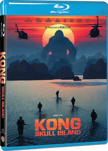 Kong. Skull Island (Blu-ray) di Jordan Vogt-Roberts - Blu-ray