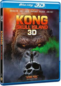 Kong. Skull Island (Blu-ray 3D) di Jordan Vogt-Roberts - Blu-ray 3D - 2