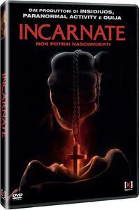 Incarnate. Non potrai più nasconderti (DVD) di Brad Peyton - DVD