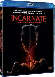 Incarnate. Non potrai più nasconderti (Blu-ray) di Brad Peyton - Blu-ray
