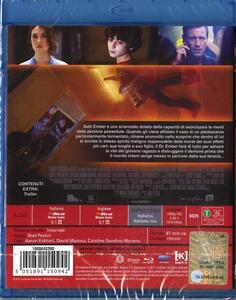 Incarnate. Non potrai più nasconderti (Blu-ray) di Brad Peyton - Blu-ray - 2