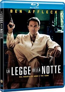 La legge della notte (Blu-ray) di Ben Affleck - Blu-ray