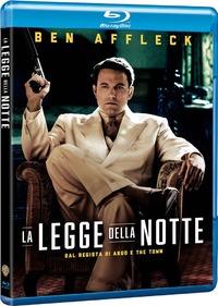 Cover Dvd legge della notte (Blu-ray) (Blu-ray)