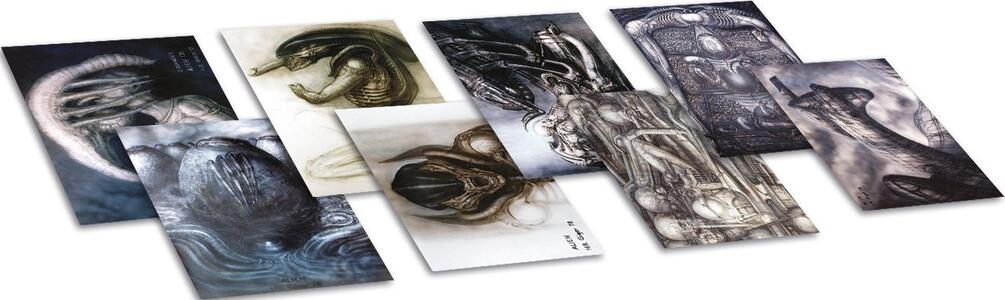 Alien Anthology. Edizione speciale (4 Blu-ray) di James Cameron,David Fincher,Jean-Pierre Jeunet,Ridley Scott - 4