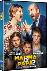 Film Mamma o papà? (DVD) Riccardo Milani