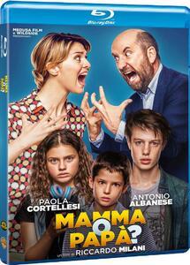Film Mamma o papà? (Blu- ray) Riccardo Milani