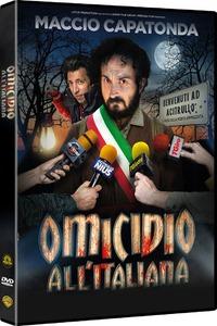 Cover Dvd Omicidio all'italiana (DVD) (DVD)