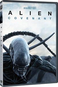 Alien: Covenant (DVD) di Ridley Scott - DVD