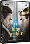 Film King Arthur. Il potere della spada (DVD) Guy Ritchie