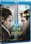 Film King Arthur. Il potere della spada (Blu-ray) Guy Ritchie
