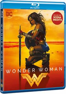Wonder Woman (Blu-ray) di Patty Jenkins - Blu-ray