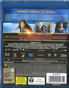 Wonder Woman (Blu-ray) di Patty Jenkins - Blu-ray - 2