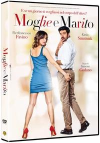 Cover Dvd Moglie e marito (DVD)