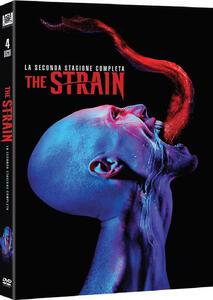 The Strain. Stagione 2. Serie TV ita (4 DVD) - DVD