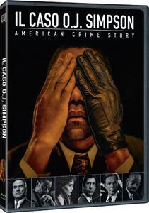 American Crime Story: Il caso O.J. Simpson. Serie TV ita (4 DVD) - DVD