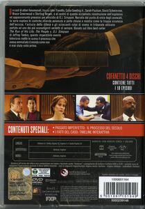 American Crime Story: Il caso O.J. Simpson. Serie TV ita (4 DVD) - DVD - 2