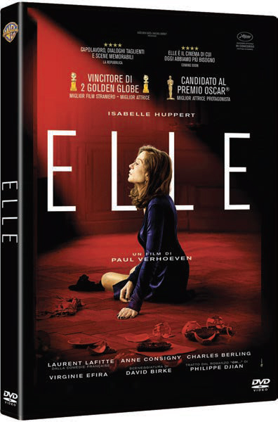 Cover Dvd DVD Elle