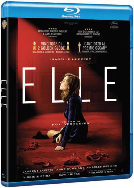 Elle (Blu-ray) di Paul Verhoeven - Blu-ray