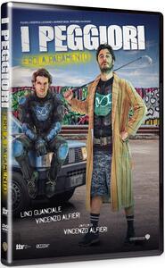 I peggiori (DVD) di Vincenzo Alfieri - DVD
