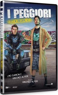 Cover Dvd I peggiori (DVD)