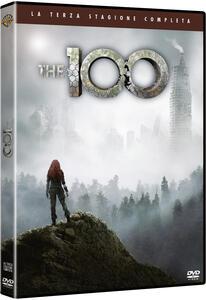 Film The 100. Stagione 3. Serie TV ita (4 DVD) Dean White Mairzee Almas Omar Madha